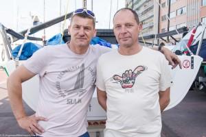 Team YCBG in Monaco angekommen